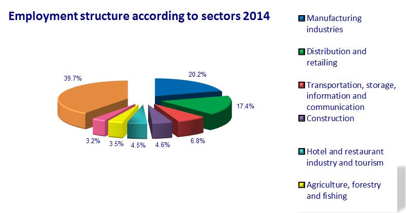 employment structure