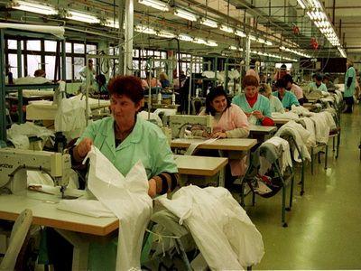 tekstilna industrija
