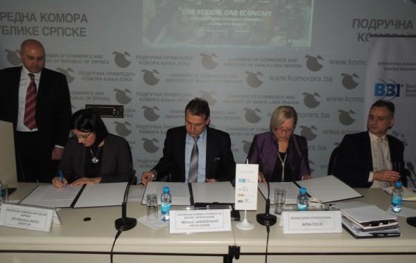 Potpisivanje memoranduma između PKRS, PK FBiH i BBI (2)