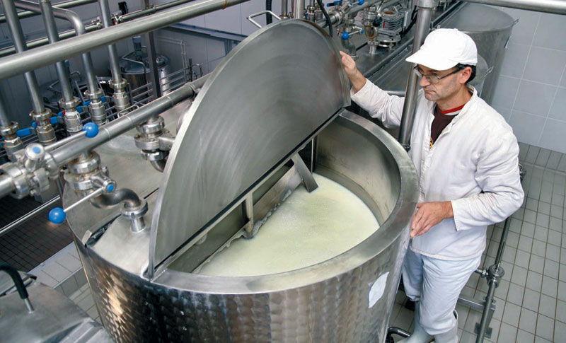 mlijeko -laktofriz