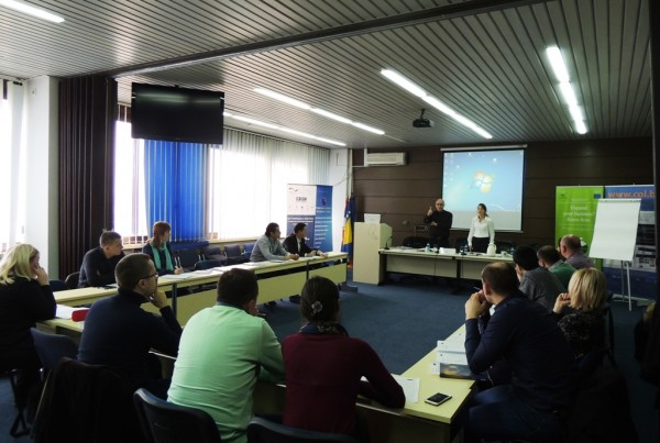 Seminar EBRD