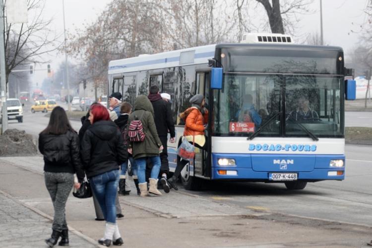 Autobusi - mjesecne karte