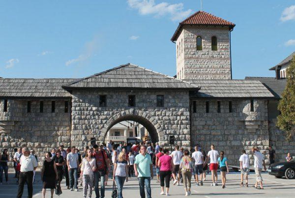 Turisti Andricgrad