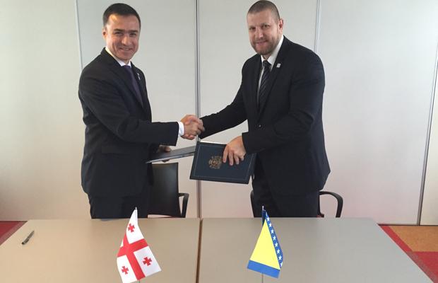 BiH i Gruzija
