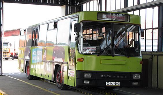 Autobus tehnicki pregled