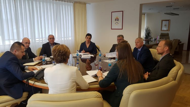 Састанак са представницима Привредне коморе РС 1