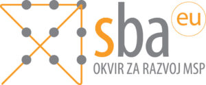 SBA u BiH, logo