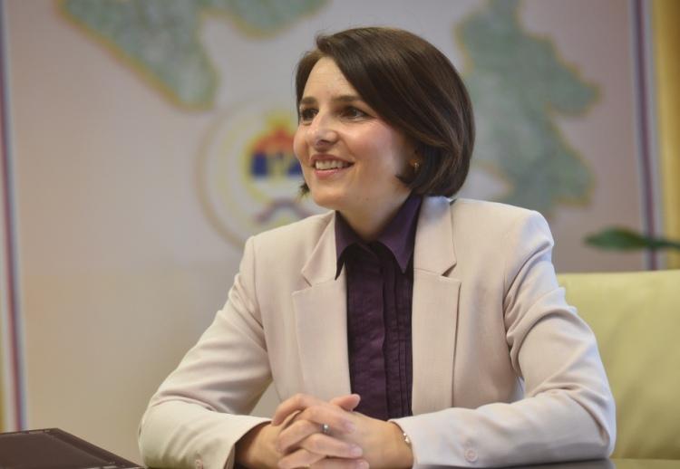 Suzana Gašić, ministar