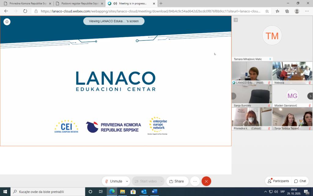 Lanaco edukacija