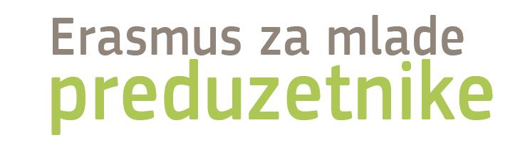 Erasmus za mlade preduzetnike - logo