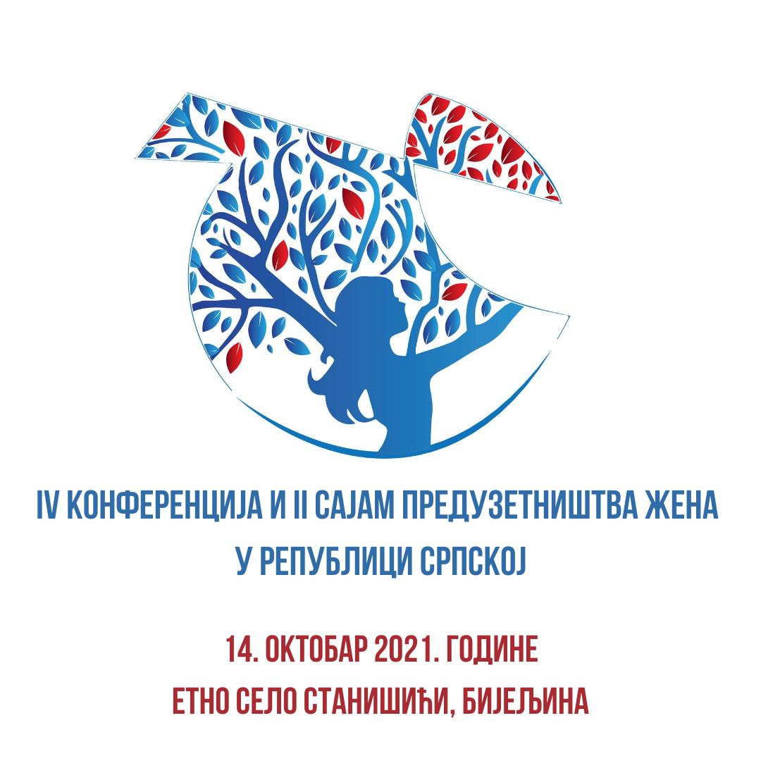 IV Konferencija i II Sajam preduzetništva žena u Republici Srpskoj
